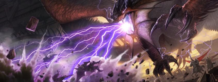 Magic Les Dragon de Tarkir